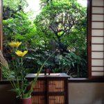 河井寛次郎記念館、季節感