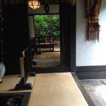 河井寛次郎記念館、囲炉裏と庭